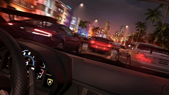 Game Balap Mobil The Crew Complex