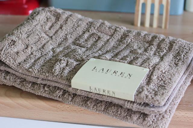 Ralph Lauren homewear