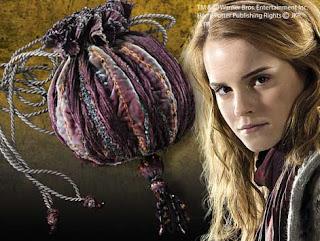 le sac à mains d'Hermione Granger