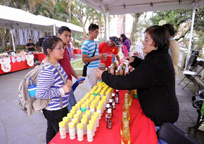 Festival de Orquídeas, Bellezas y Tradiciones, en el Foro Abierto de El Ágora