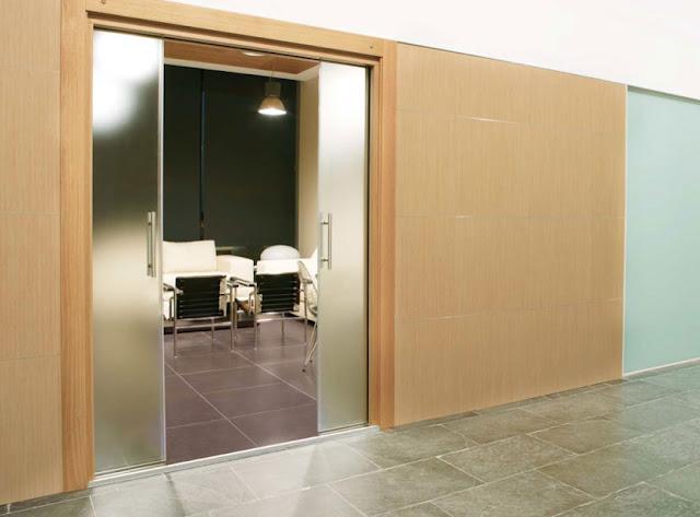Puertas correderas para contramarcos eclisse artideco for Tirador embutido puerta corredera