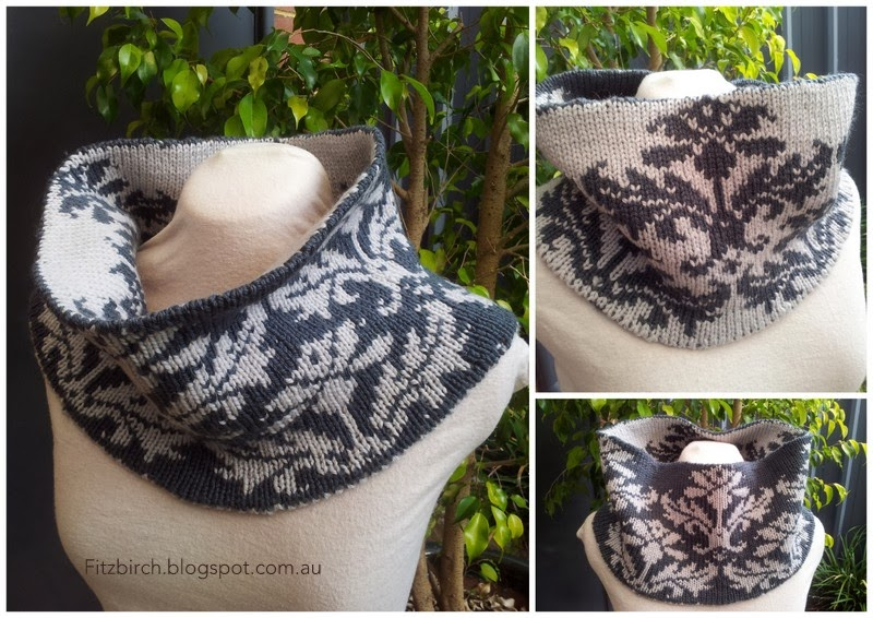 Fitzbirch Crafts Honeymoon Cowl