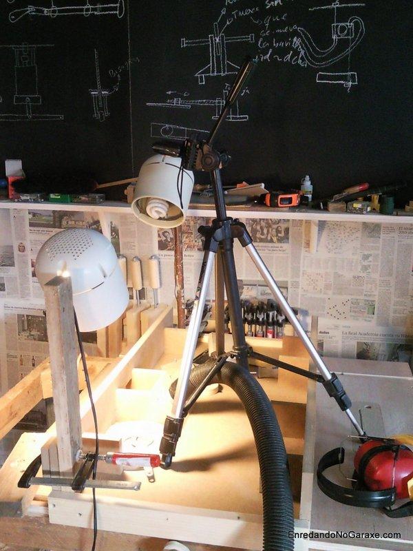 Fresadora de mesa for Mesa fresadora casera