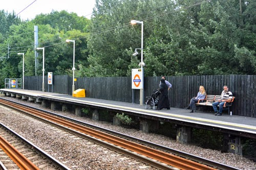 Brondesbury Station, Kilburn, London