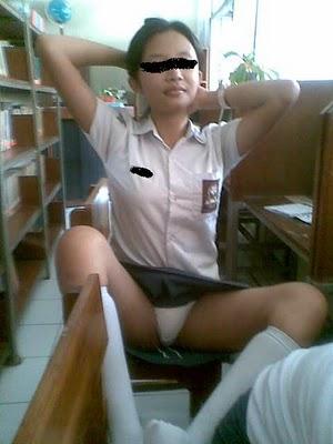 Foto |Hot Gadis SMA Bejat