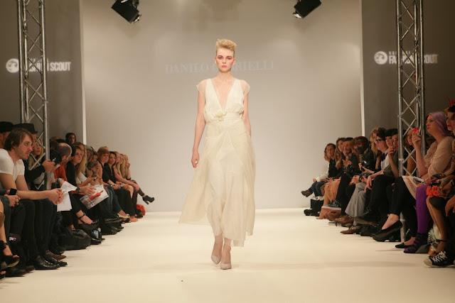 Danilo Gabrielli, Stunning designs, 2014, LFW
