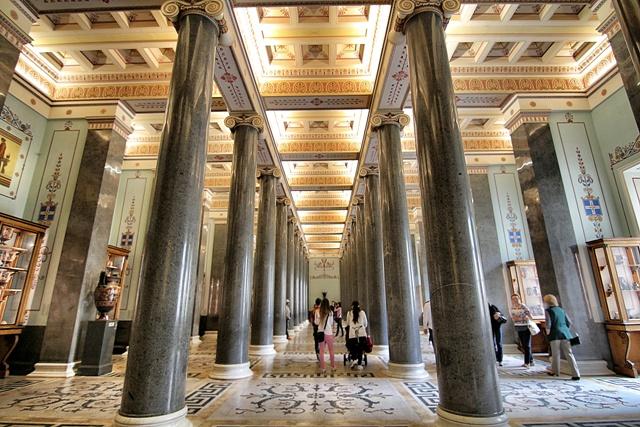 Museo Hermitage, el Palacio de Invierno de San Petersburgo