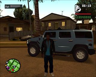 Grand Theft Auto: San Andreas (PS3) 2012