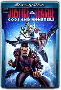 Liga da Justiça – Deuses e Monstros Torrent Nacional