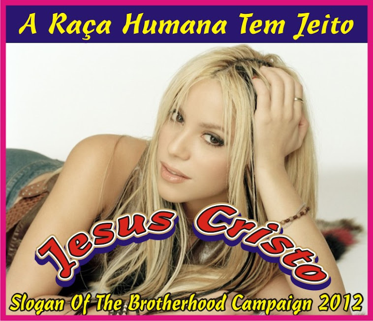 A Humanidade Tem Jeito Jesus Cristo