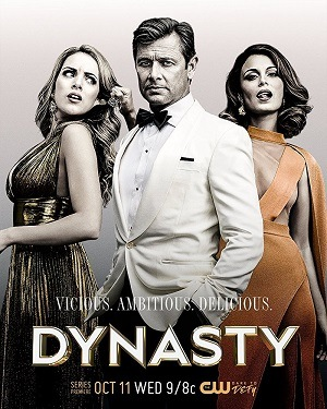 Série Dinastia - Dynasty - 1ª Temporada 2018 Torrent