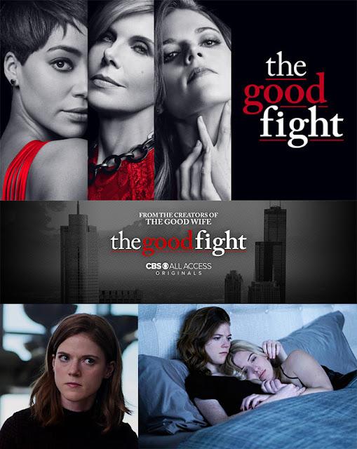 The Good Fight (2017-) ταινιες online seires xrysoi greek subs