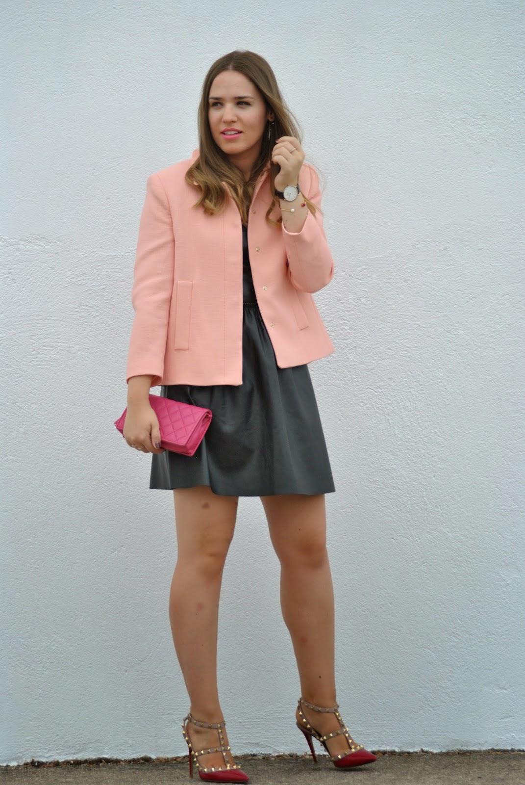 Pink Jacket!