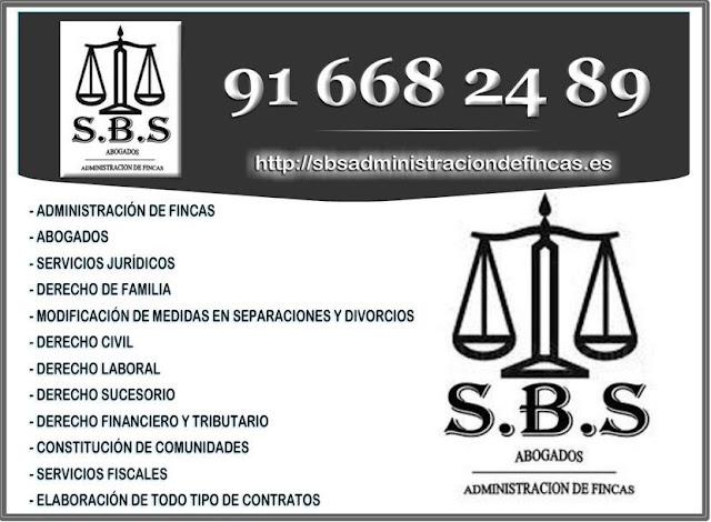 SBS Abogados - Administración de Fincas, S.L.