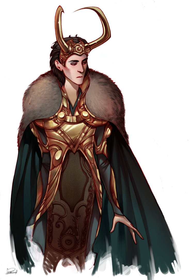 Fashion and Action: Loki Fan Art Gallery - Avengers Daily ...