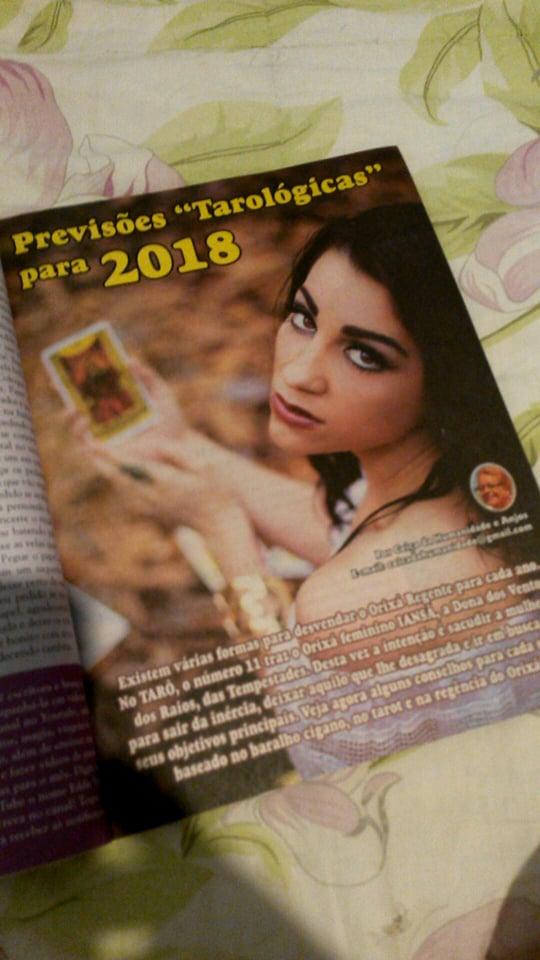 REVISTA PREVISÕES p/2018