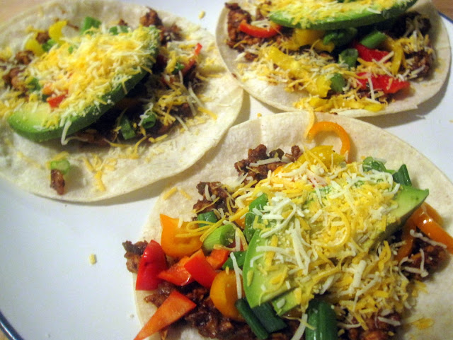 Food for the Week: Tempeh Tacos