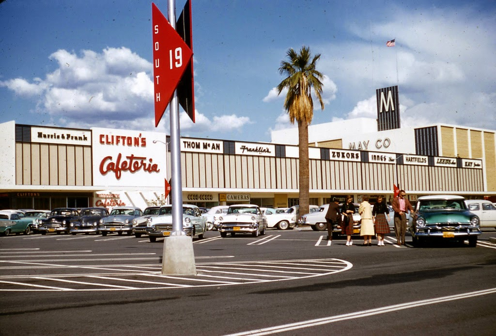 EASTLAND CENTER West Covina 1957 1970s