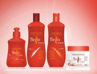 Amostra Gratis Shampoo Bello Viso Revitalizador