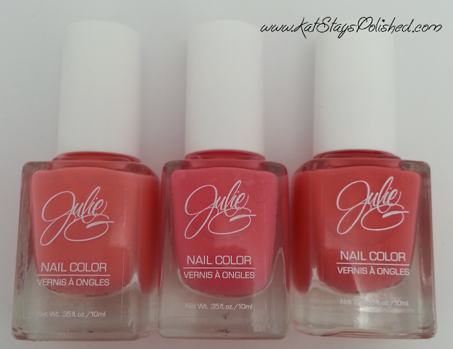 JulieG Nail Polish - The Perfect Pair