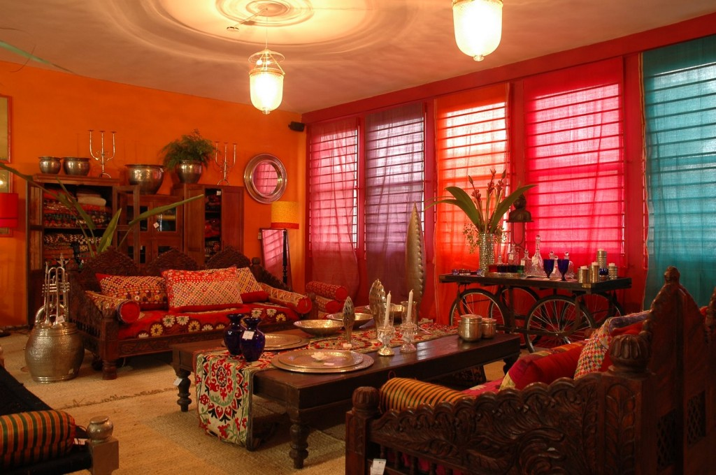 The Fabrics Used For The Decoration Of Your Home For Decorating Style Should Be Typical Of