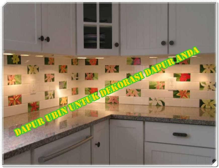 Dapur Ubin Untuk Dekorasi Dapur Anda  Dekor Rumah