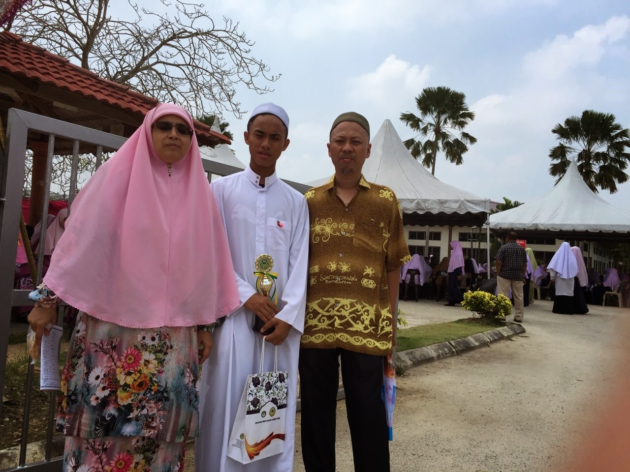 With My Beloved Wife Forever