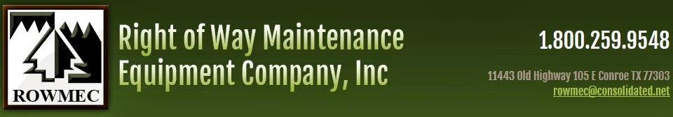Right-of-Way Maintenance Equipment Company, Inc.