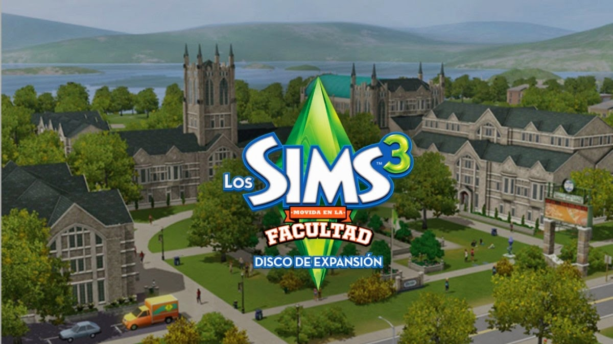 Los Sims 3: Movida en la facultad