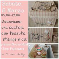 corso c/o Nuovo Hobby Shop-Falconara (AN)