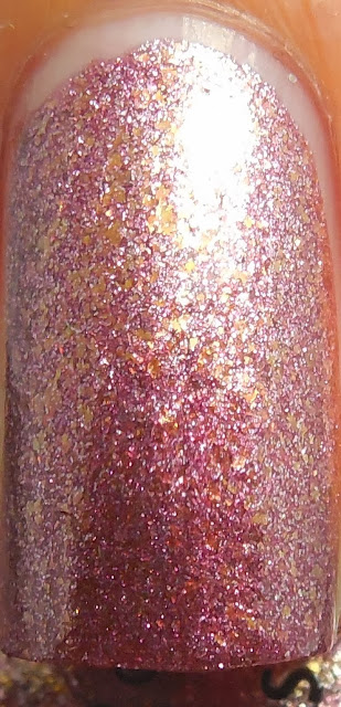 China Glaze Strike Up A Cosmo