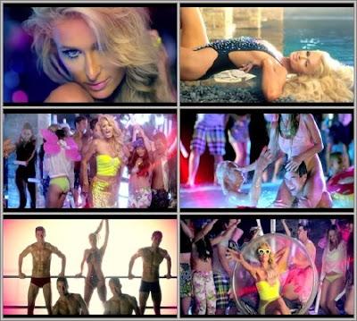 Paris Hilton feat. Lil Wayne - Good Time (2013) HD 1080p Free Download