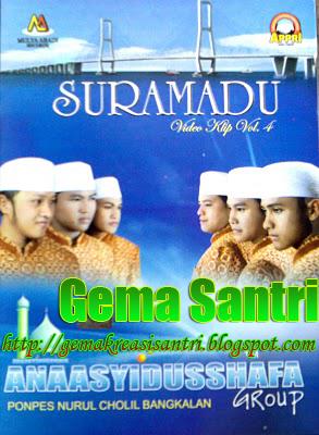 album suramadu-Gema Santri