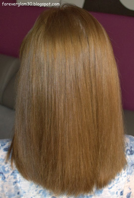Moje włosy STYCZEŃ 2014 r.