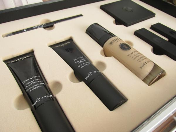 Sothys Paris - Dekorative Kosmetik Kajal, Lippenstift, Folundation, Bronzer, Powder, Mascara, Reviews & Swatches