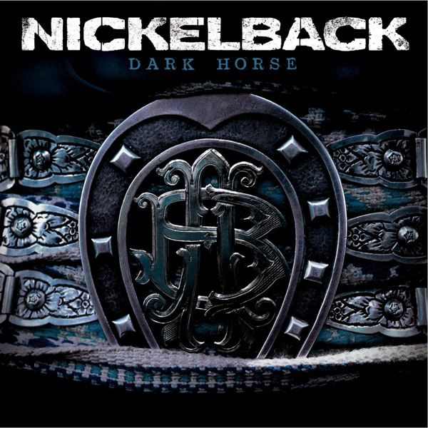 Nickelback - Dark Horse Cover