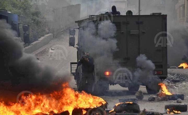 """القبض متظاهرًا اعتصام """"النعام"""""""