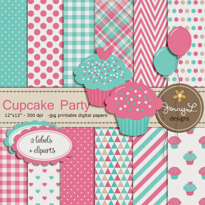https://www.etsy.com/listing/228901562/cupcake-theme-digital-papers-and-clipart