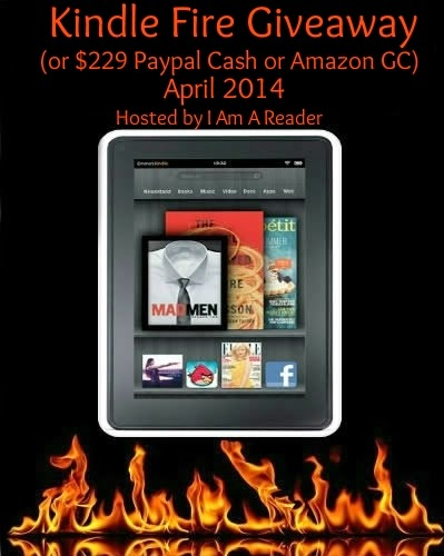 April 2014 Kindle Fire HDX Giveaways