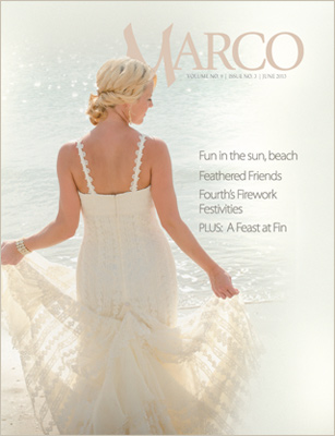 Marco Island Magazinze Cover | photography by Mark Block