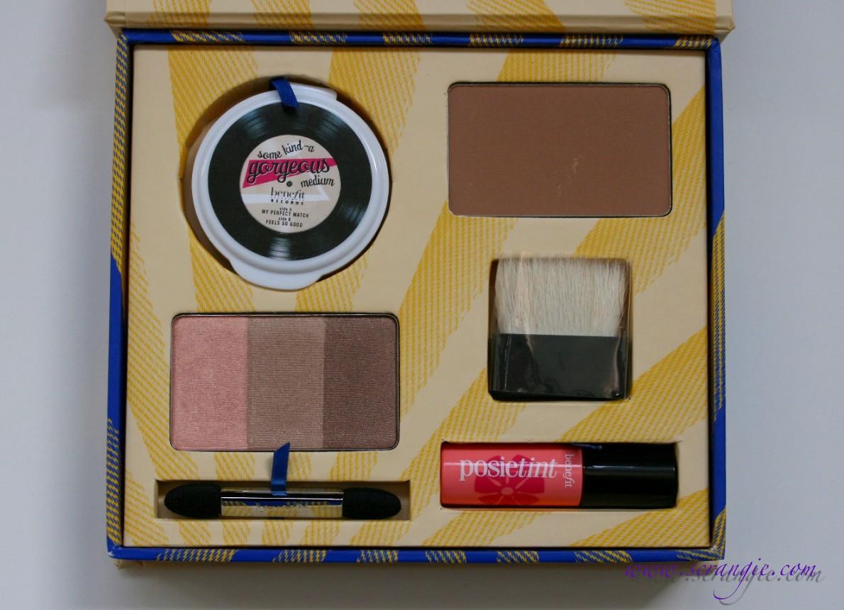 Scrangie: Benefit Greetings from Cabana Glama Destination Makeup ...