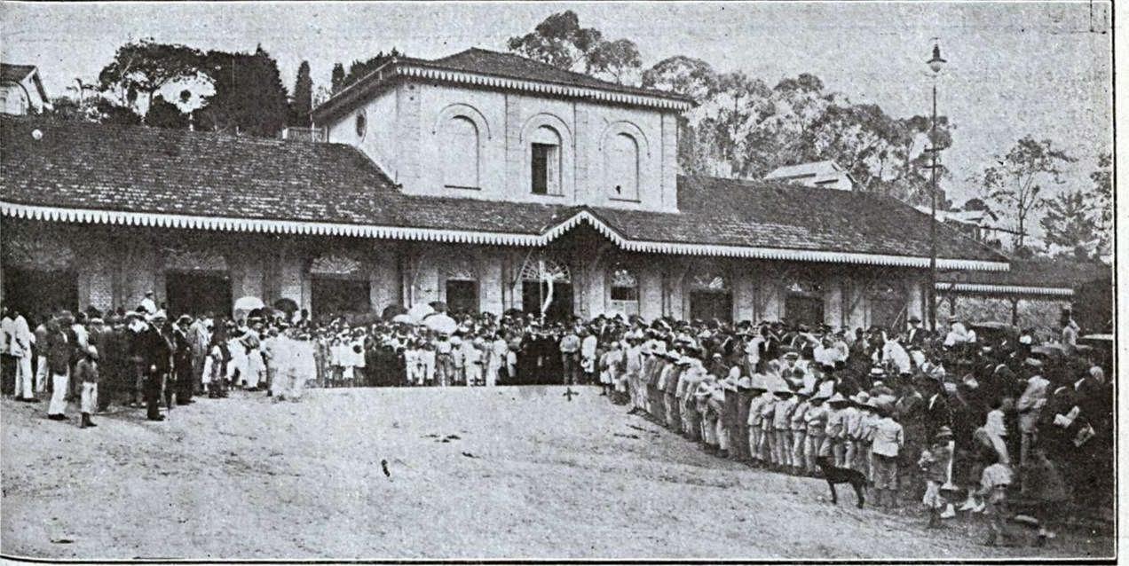 BELIZARIO PENA EM BARBACENA 1918