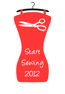 Start Sewing in 2012 tall banner