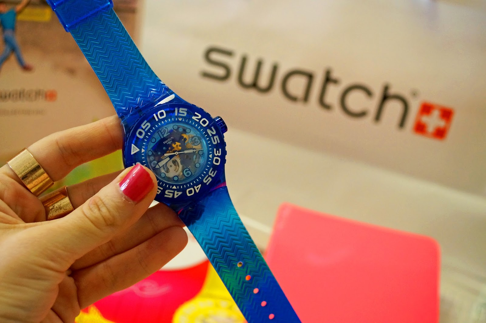 Swatch New Collection 2014