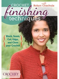 Crochet Finishing Techinques