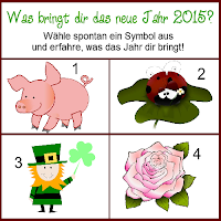 Was bringt dir das Jahr 2015?