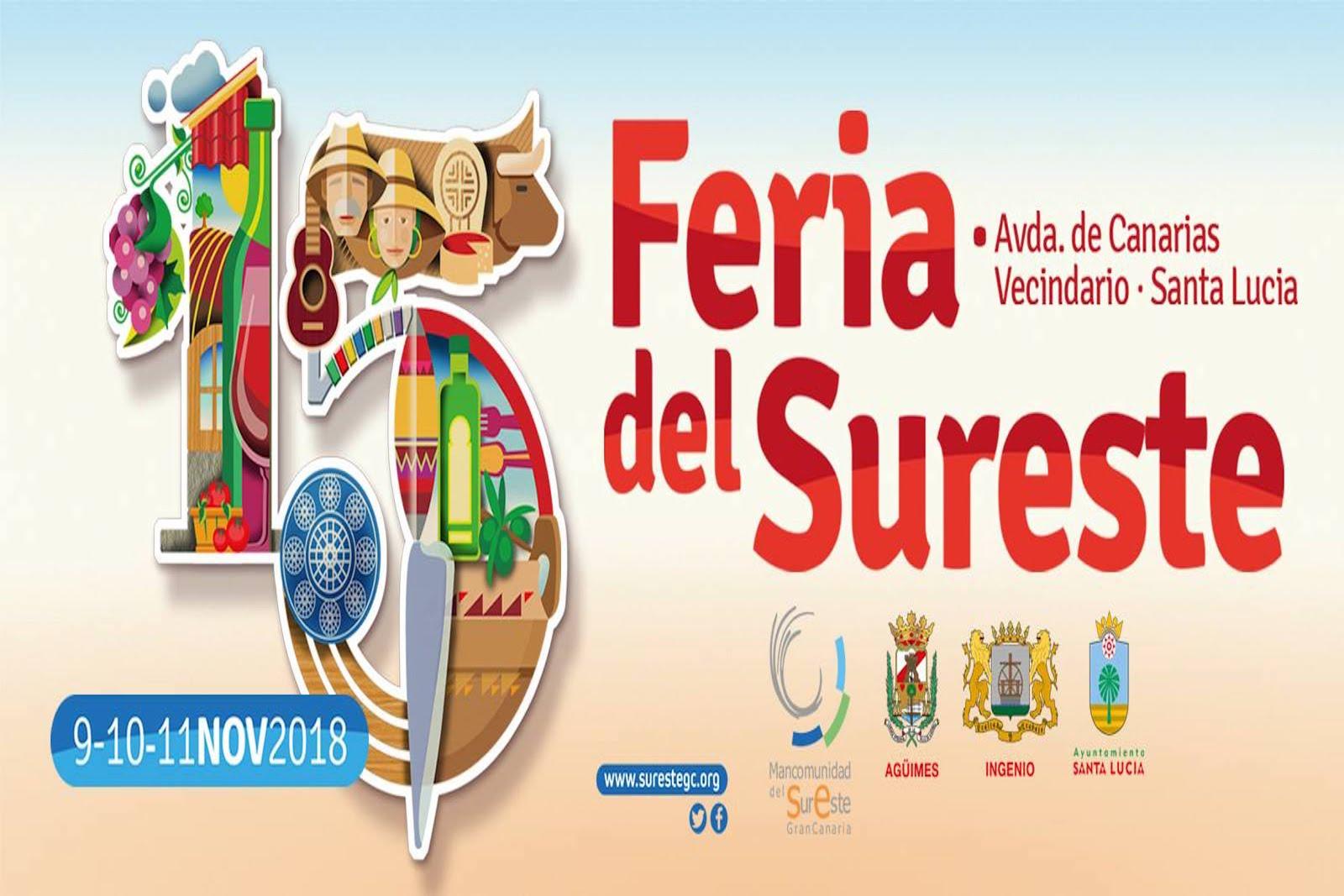 15ª Feria del Sureste
