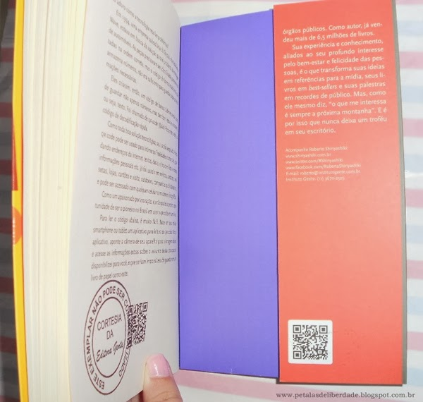 livro, resenha, Problemas? Oba!, Roberto Shinyashiki, sorteio, orelha, como resolver problemas, Editora Gente, barato