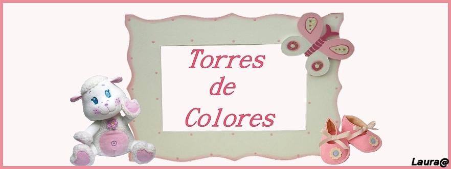Torres de colores