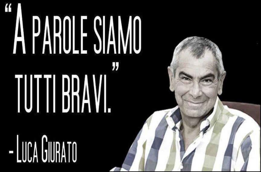 Luca Giurato - A parole